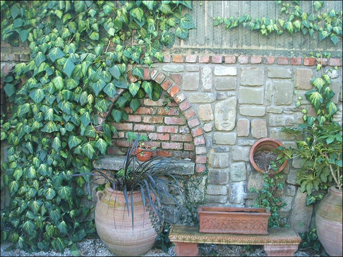Charmant Ornamental Walls Dublin | Stone Walls Dublin | Garden Design Dublin |  Exhibition Garden Dublin | Ornamental Stone Walls Dublin | Water Features  Dublin